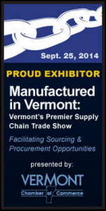 ImageTek Labels to attend the Manufactured in VT Tradeshow.