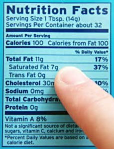 FDA Nutrition Label Updates